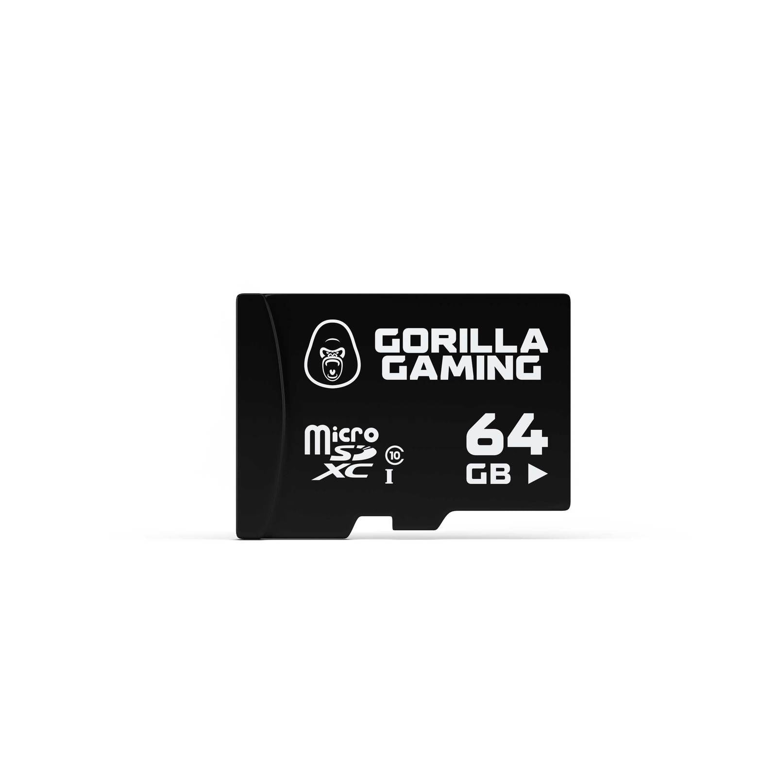 Gorilla Gaming Switch 64GB Memory Card - Nintendo Switch