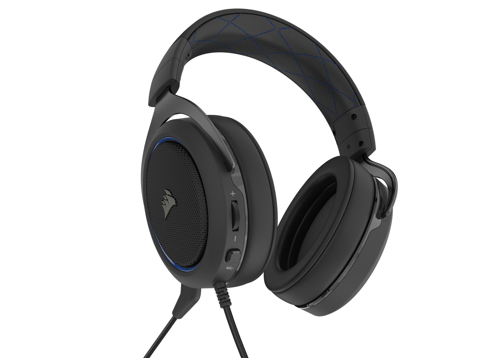 Corsair HS50 Pro Gaming Headset (Blue) - Xbox One