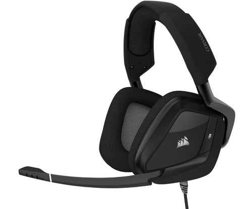 Corsair Void Elite RGB USB Gaming Headset (Carbon) - PC Games
