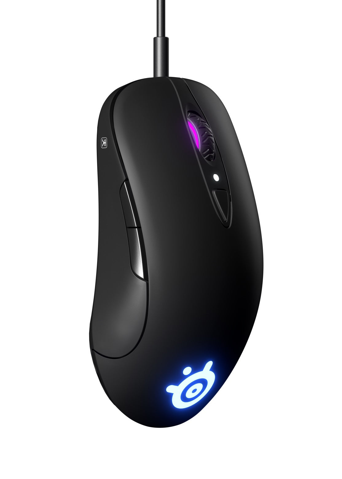 Steelseries Sensei Ten Gaming Mouse - Black - PC Games