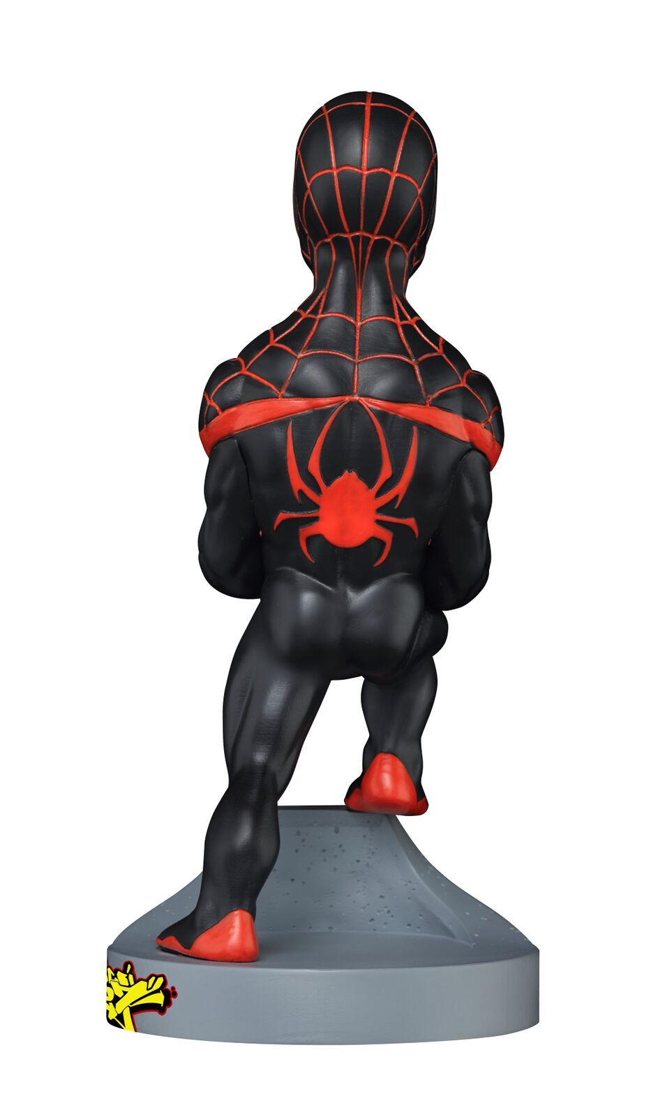 Cable Guy Controller Holder - Miles Morales Spiderman - PS4