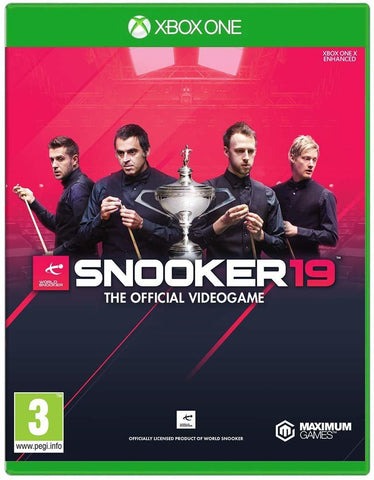 Snooker 19 - Xbox One