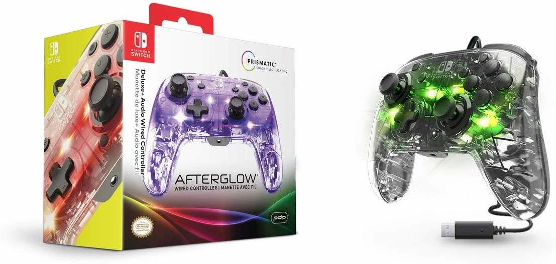 AfterGlow Prismatic Wired Controller - Nintendo Switch