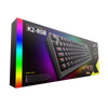 XTRFY K2 Mechanical Gaming keyboard with RGB LED (UK) - PC Games