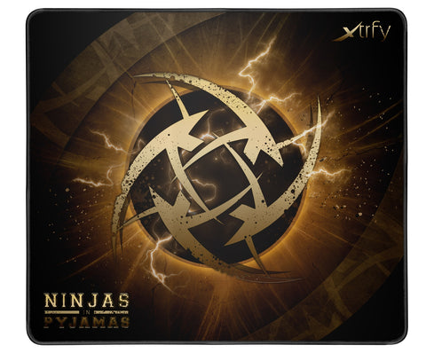 XTRFY XTP1 Gaming Mousepad - Large NiP Lightning - PC Games