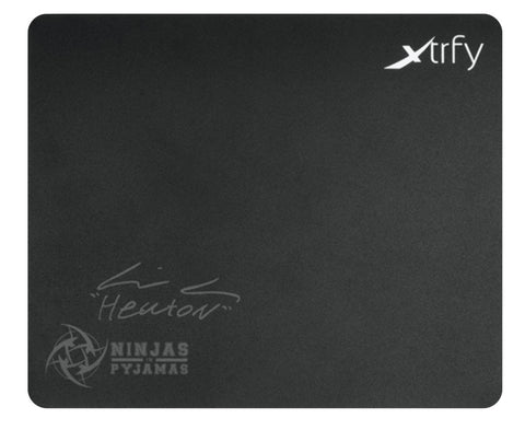 XTRFY G3 Hard Gaming Mousepad - HeatoN edition - PC Games
