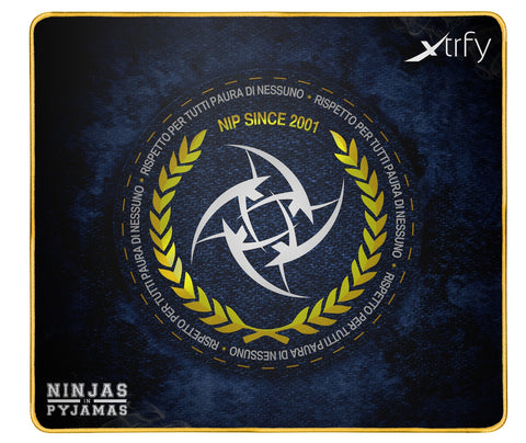 XTRFY XTP1 Gaming Mousepad - Large NiP Italian - PC Games