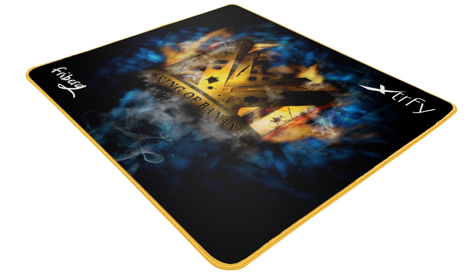 XTRFY XTP1 Gaming Mousepad - Large Friberg - PC Games