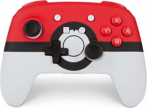 Nintendo Switch Wireless Controller - Pokeball - Nintendo Switch