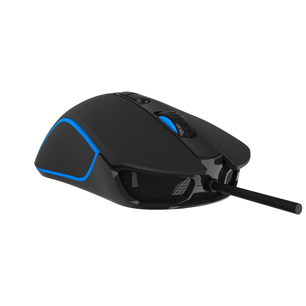 Gorilla Gaming Elite RGB Gaming Mouse - PC Games