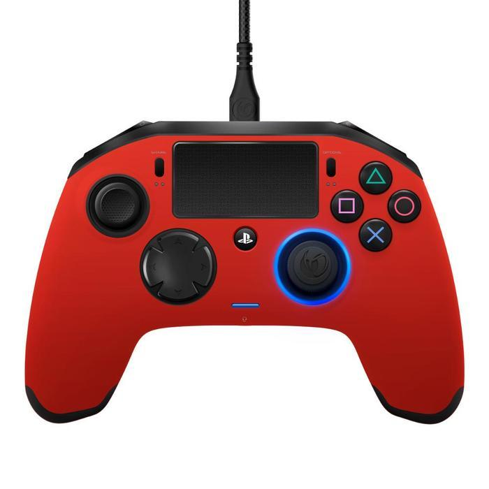Nacon PS4 Revolution Pro Gaming Controller v2 - Red - PS4