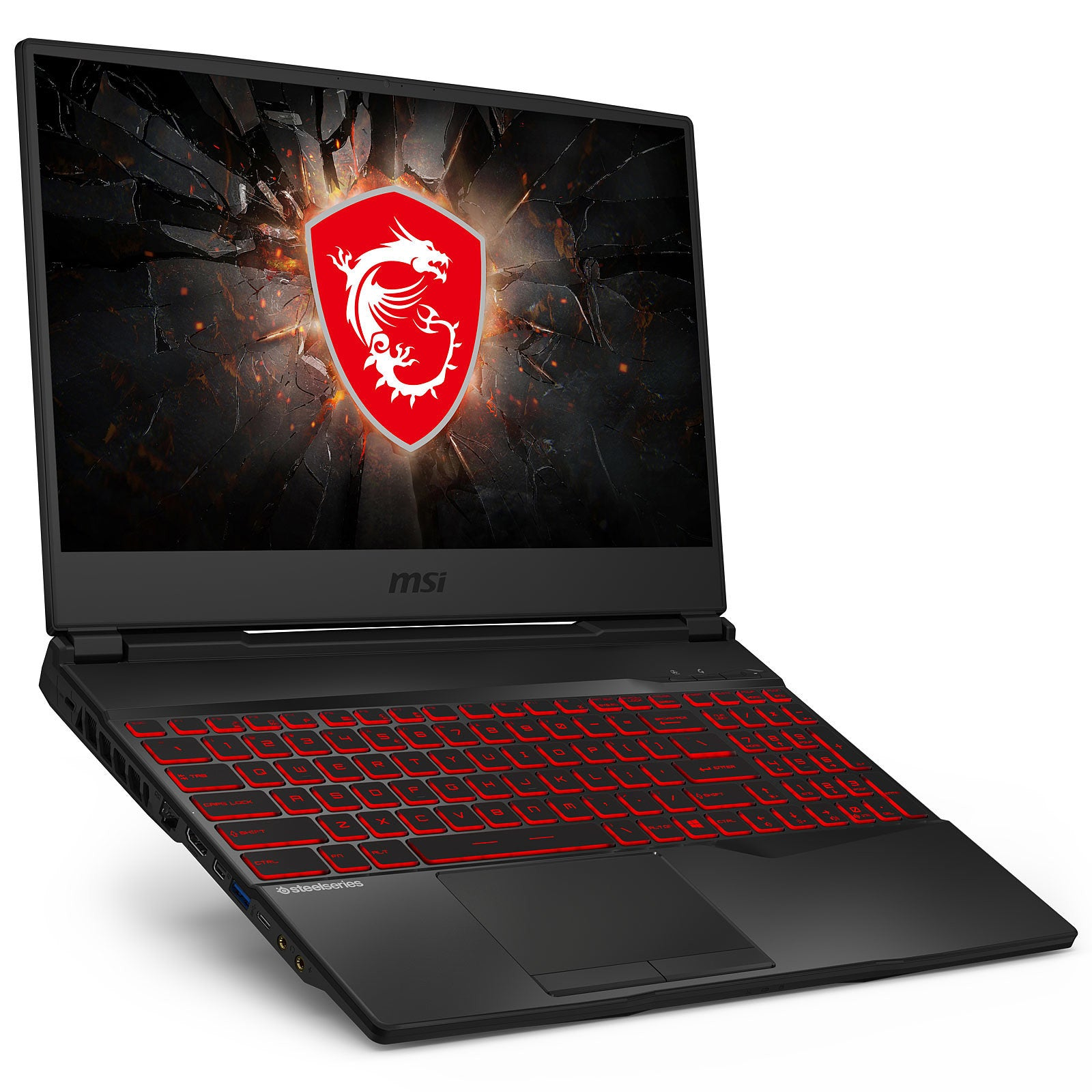 "MSI 15.6"" GL65 9SD i7 Gaming Laptop i7-9750H, 16GB RAM, GTX 1660 Ti"