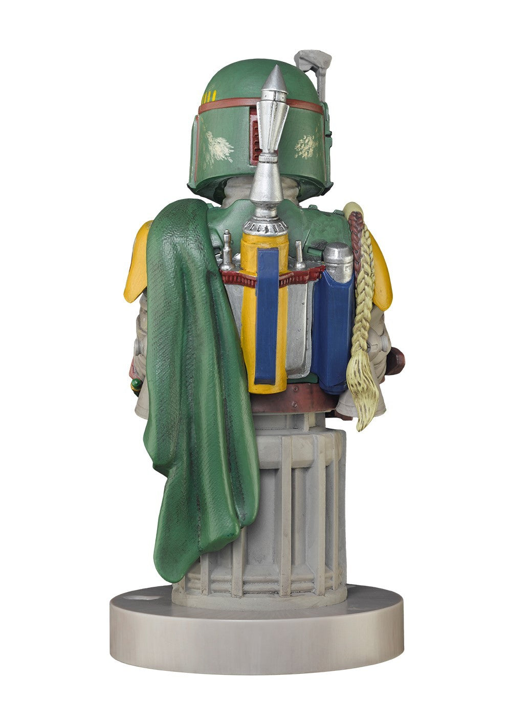 Cable Guy Controller Holder - Boba Fett on Plinth - PS4