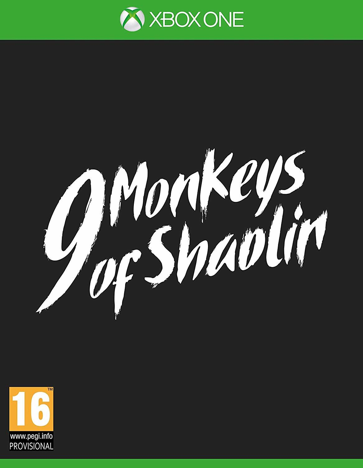 9 Monkeys of Shaolin - Xbox One