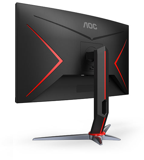 "27"" AOC 1920x1080 165Hz 1ms FreeSync Curved Gaming Monitor"