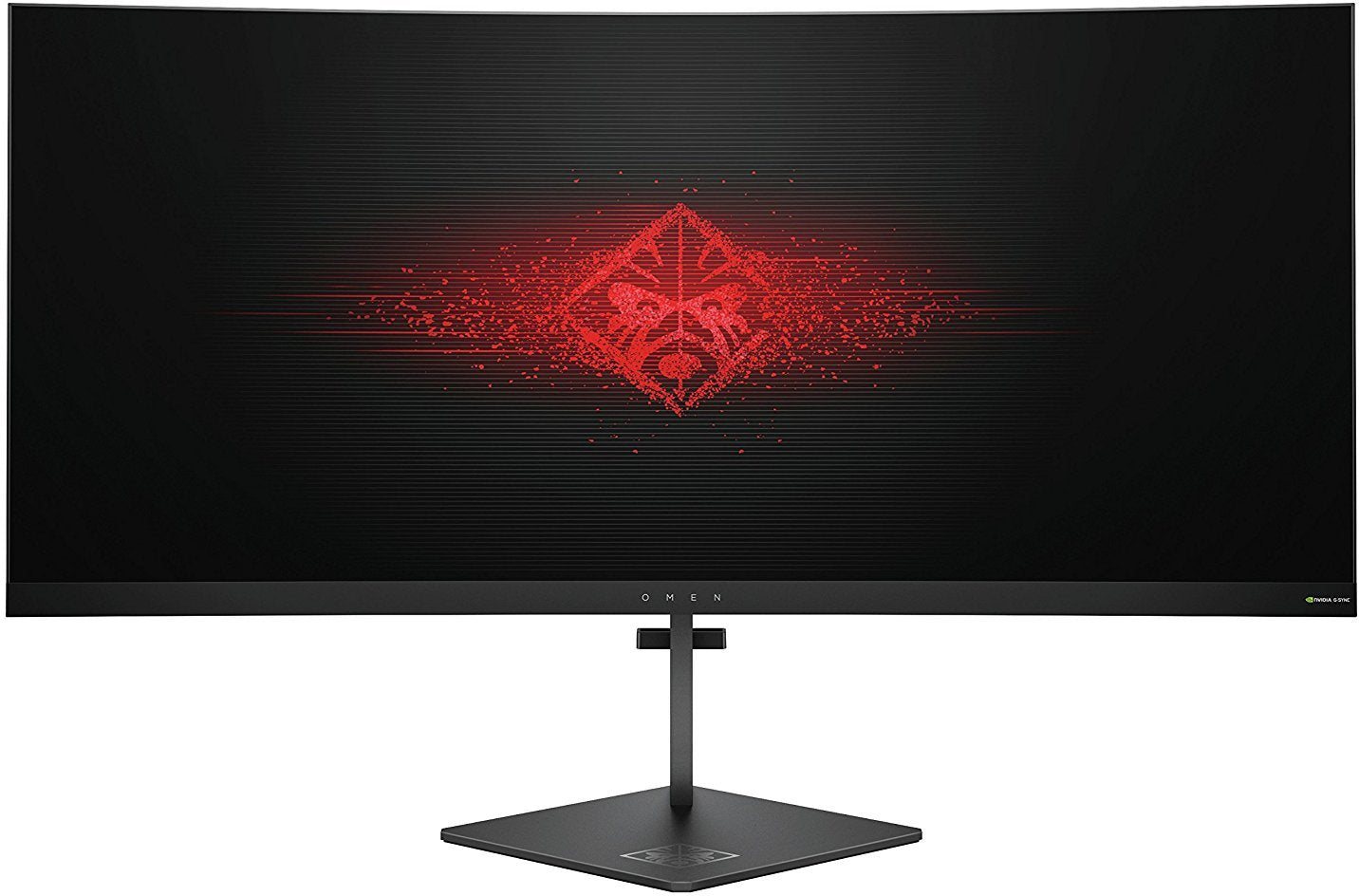 "35"" OMEN X 35 3440x1440 100Hz 4ms G-Sync Curved Gaming Monitor"