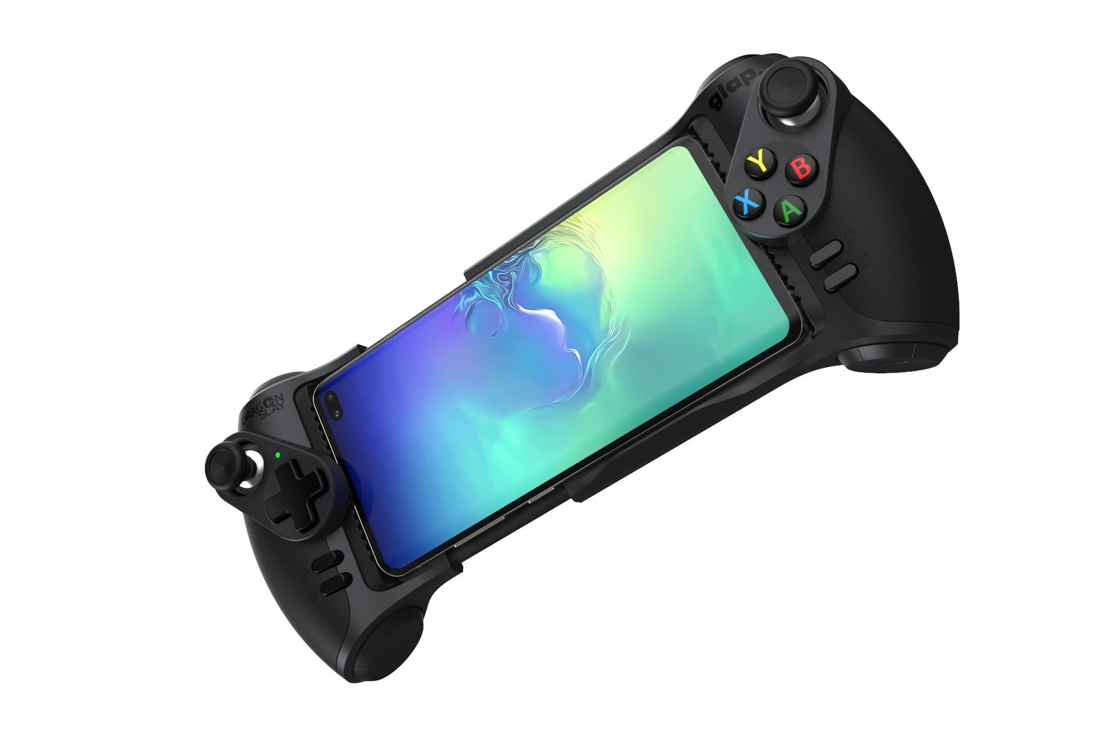 Glap Play p/1 Dual Shock Wireless Mobile Game Controller for Android and PC - PC Games