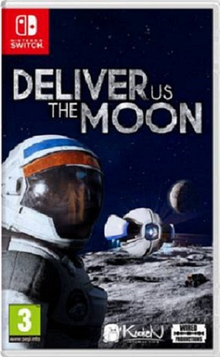 Deliver Us The Moon - Nintendo Switch