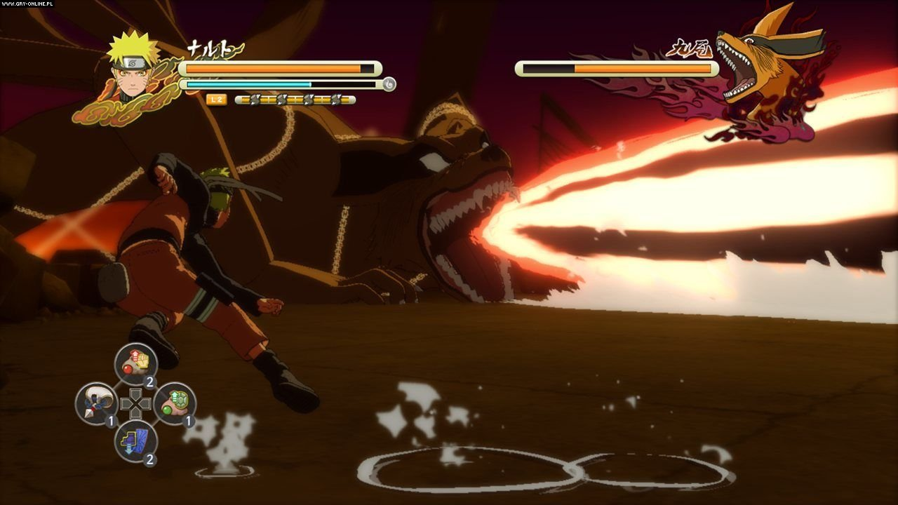 Naruto Shippuden: Ultimate Ninja Storm 3 Full Burst - Nintendo Switch