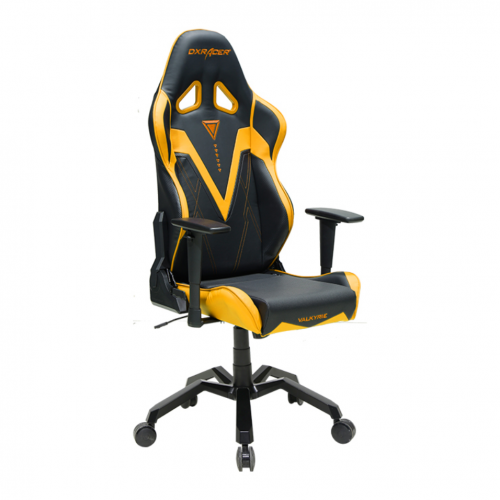 DXRacer Valkyrie Series VB03 Gaming Chair (Yellow)