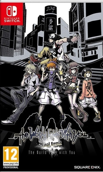 The World Ends With You: Final Remix - Nintendo Switch