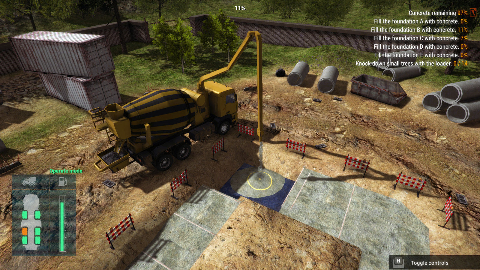Construction Machines Simulator - Nintendo Switch