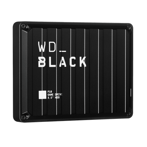 4TB WD_Black P10 Game Drive for PC, PS4, Xbox One & Mac