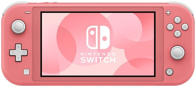 Nintendo Switch Lite - Coral - Nintendo Switch
