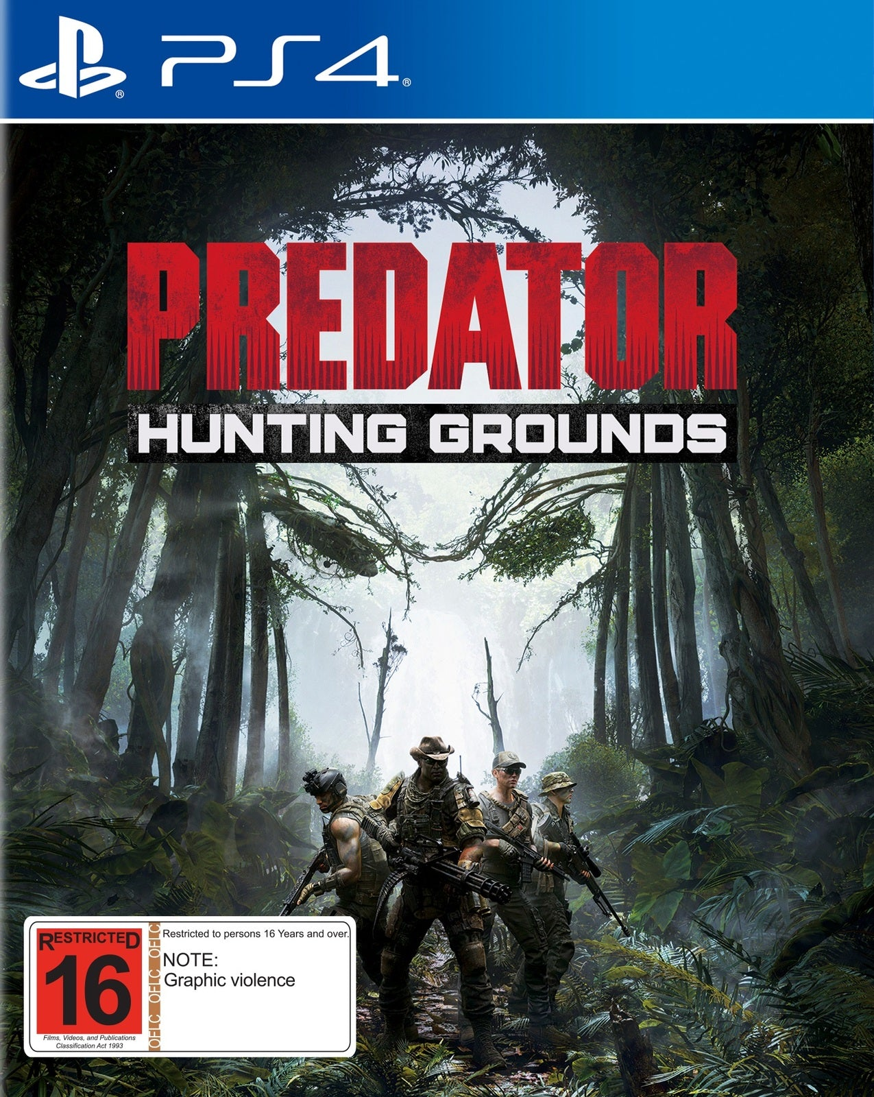 Predator: Hunting Grounds - PS4