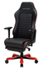 DXRacer Iron Series IS133 Gaming Chair (Black & Red) - PC Games