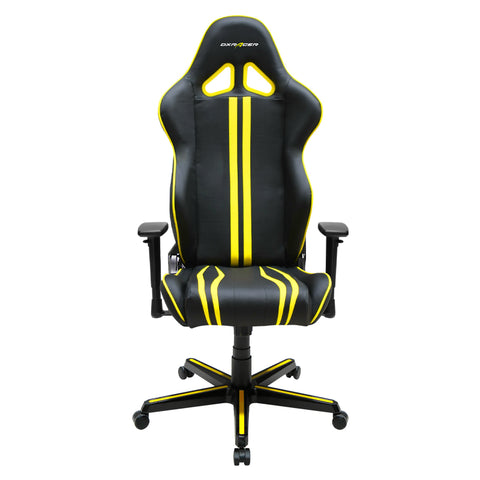 DXRacer Racing Series RZ9 Gaming Chair (Black & Yellow)