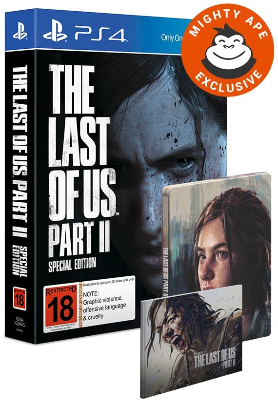 The Last of Us II Special Edition - PS4