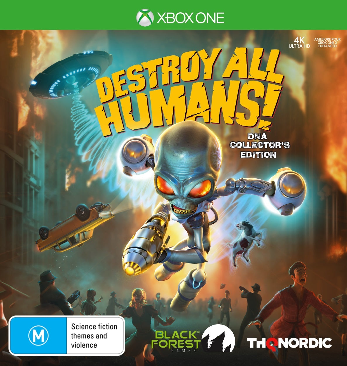 Destroy All Humans! Collector's Edition - Xbox One
