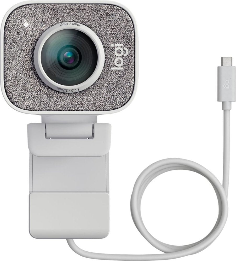 Logitech Full HD StreamCam USB-C (White)