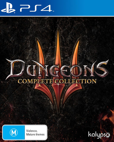 Dungeons 3 Complete Edition - PS4