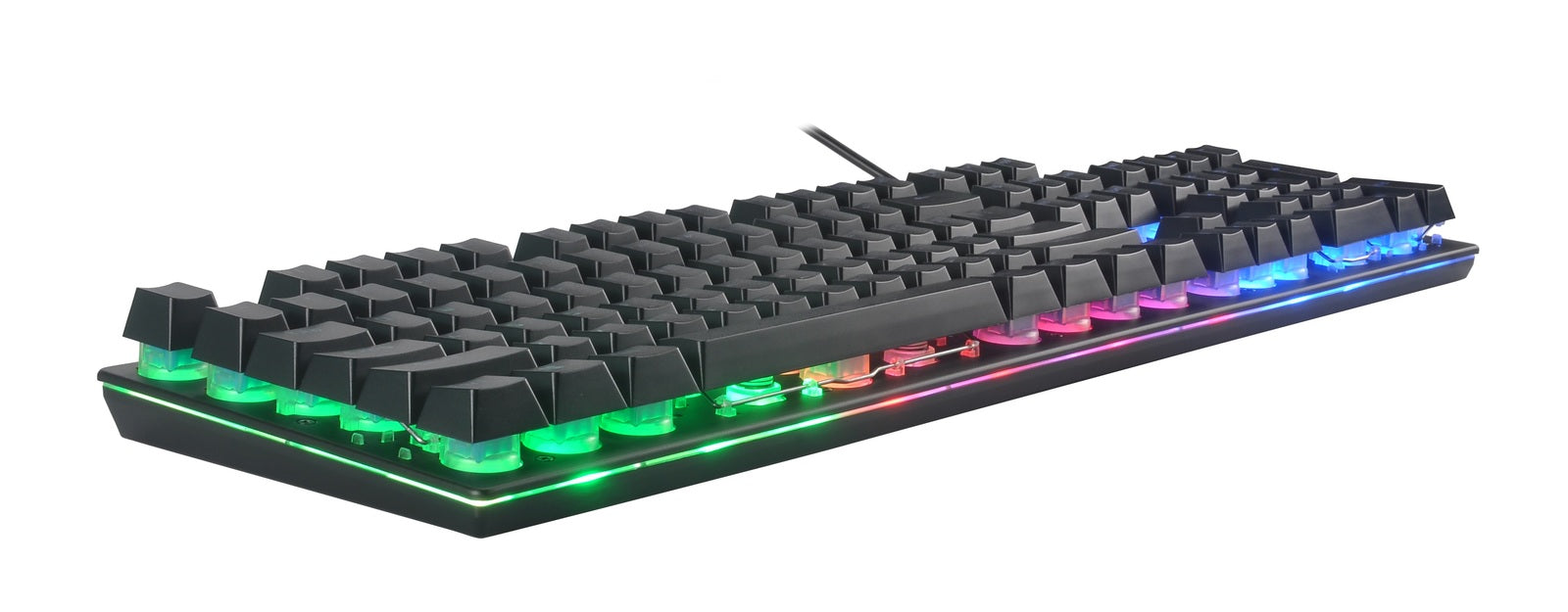 PowerPlay E-Blue Mechanical-Sense Gaming Keyboard - PC Games