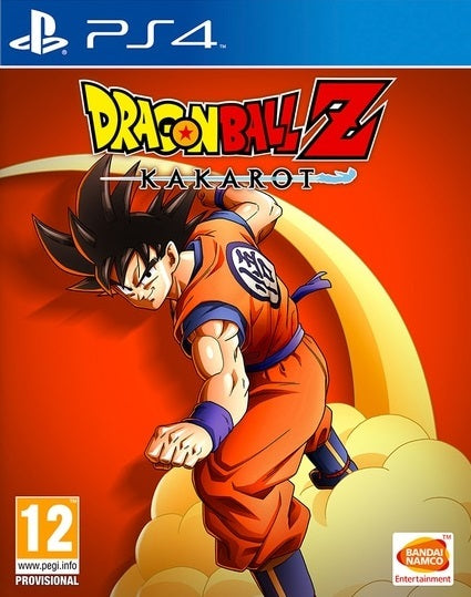 Dragon Ball Z Kakarot - PS4