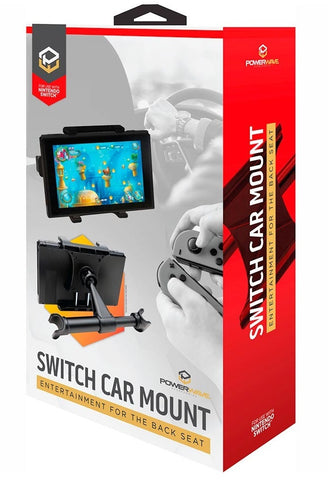 Powerwave Switch Car Mount - Nintendo Switch