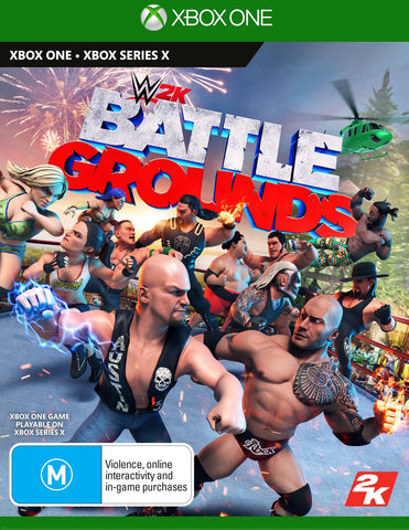 WWE 2K Battlegrounds - Xbox One
