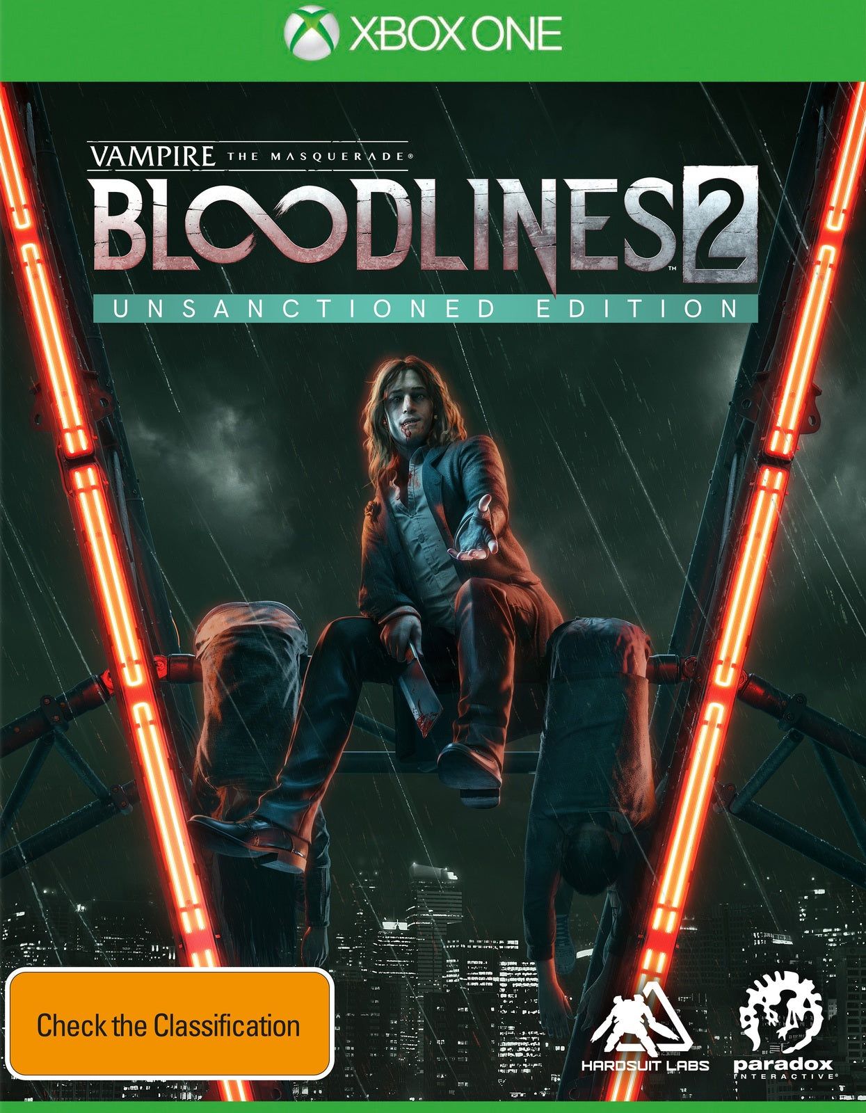 Vampire: The Masquerade – Bloodlines 2 Unsanctioned Edition - Xbox One