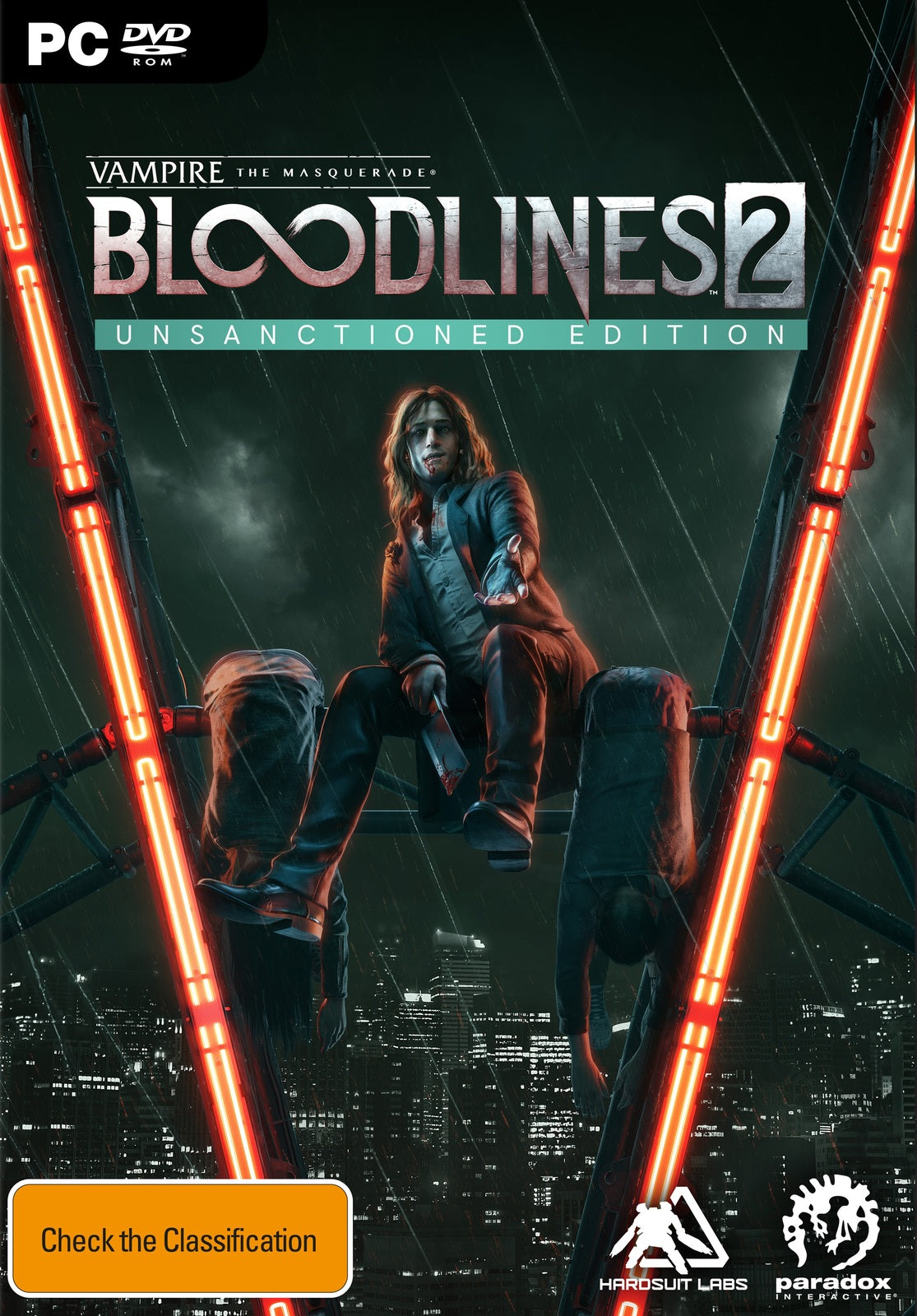 Vampire: The Masquerade – Bloodlines 2 Unsanctioned Edition - PC Games