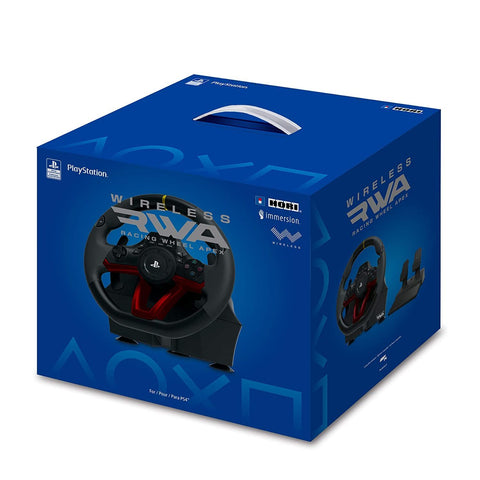 Hori PS4 APEX Wireless Racing Wheel - PS4