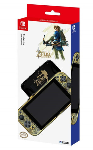Hori Switch Zelda Breath of the Wild Protector - Nintendo Switch