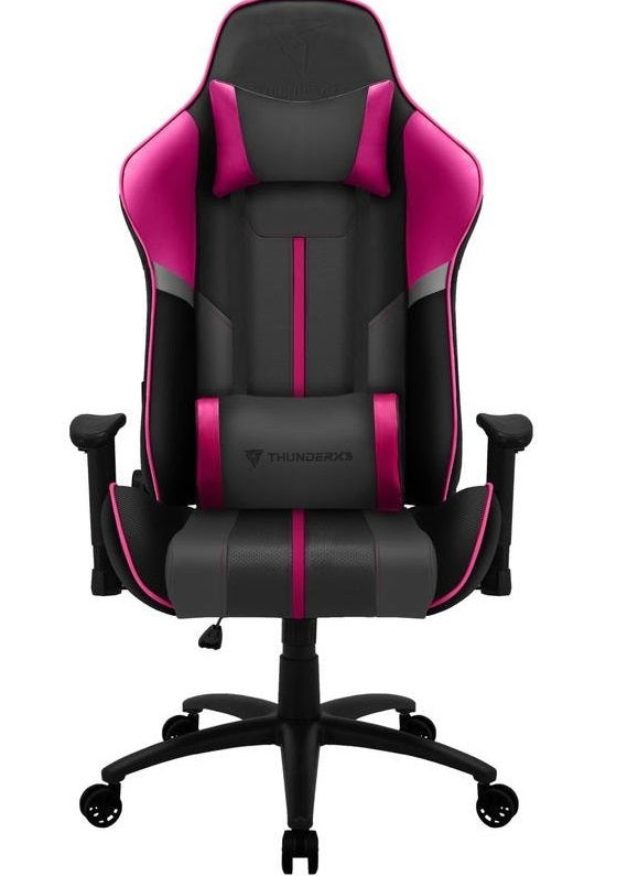 ThunderX3 BC3 BOSS Gaming Chair (Fuchsia Pink)
