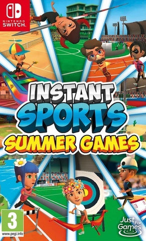 Instant Sports Summer Games - Nintendo Switch