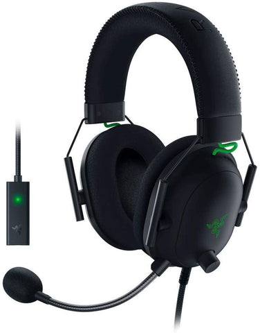 Razer BlackShark V2 Wired Esports Gaming Headset - PC Games