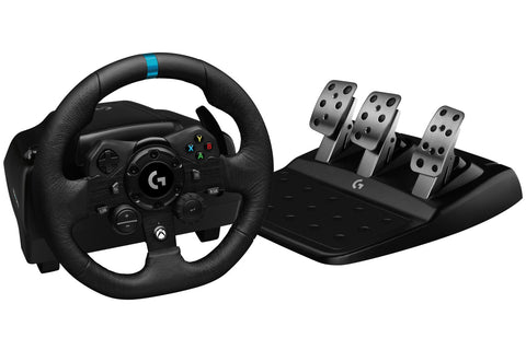 Logitech G923 Trueforce Racing Wheel (Xbox & PC) - Xbox One