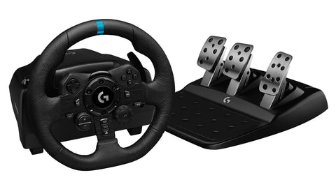 Logitech G923 Trueforce Racing Wheel (PlayStation & PC) - PS4