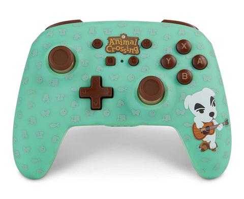 Nintendo Switch Wireless Controller - Animal Crossing: K.K. Slider - Nintendo Switch