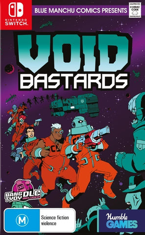 Void Bastards - Nintendo Switch